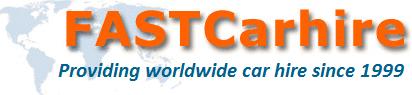 FASTCarhire Logo