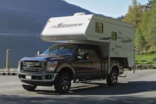 f3528f9d03 Truck Camper. Truck Camper. XLarge Campervan 6 Berth